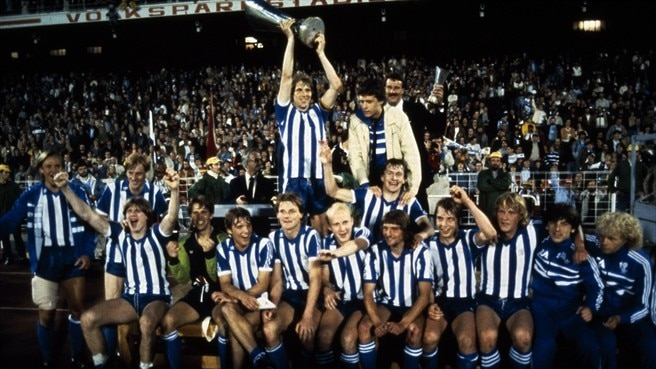 1981/82: Eriksson plots Göteborg success