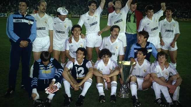 1984/85: Madrid awake from European slumber