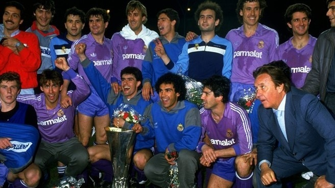 1985/86: Madrid the comeback kings