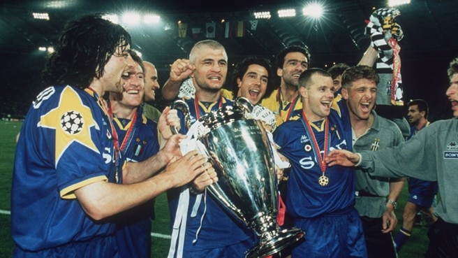 1995/96: Juve hold their nerve