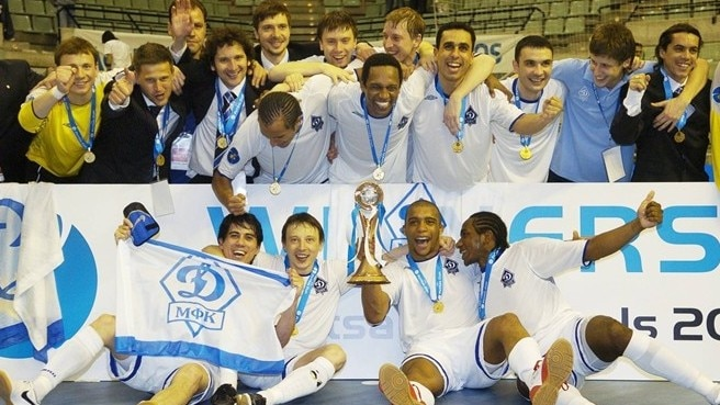 Dinamo prevail in inaugural final four