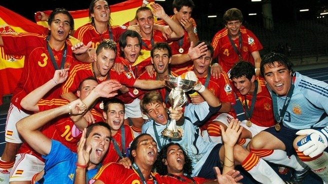 Spain savour double delight