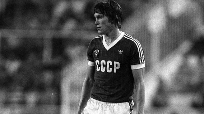 Blokhin, Ukraine's main man