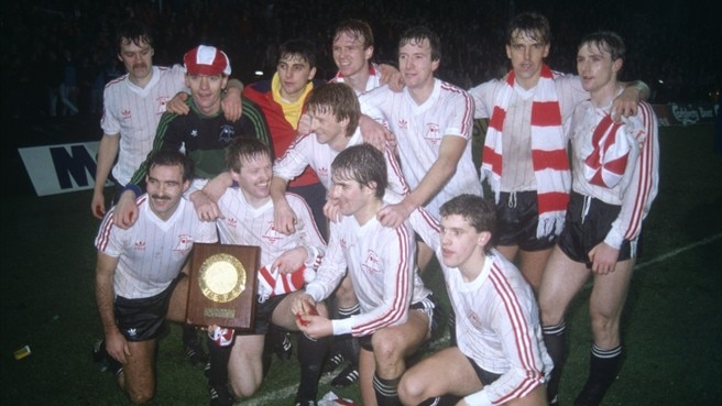 1983: Ferguson first for Aberdeen