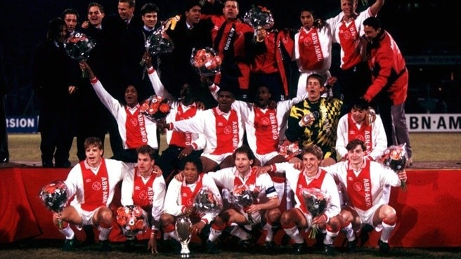 1995: Ajax on a roll