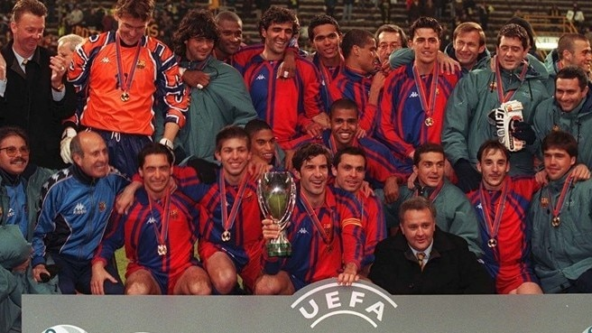 1997: Barça in command