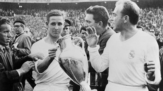 Madrid heroes look back on 1957 glory