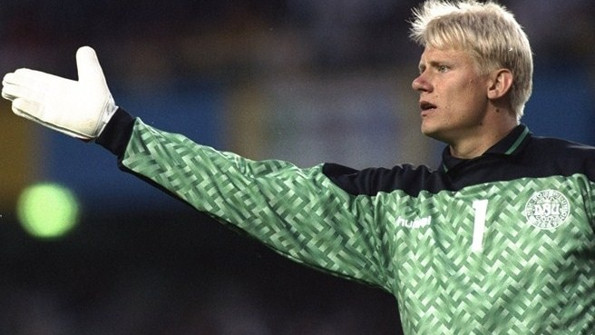 Schmeichel steps back in time to EURO '92