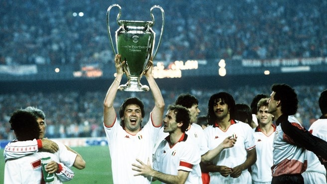 Ancelotti: My European Cup final memories