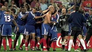 EURO history makers: 2000 - France's David Trezeguet