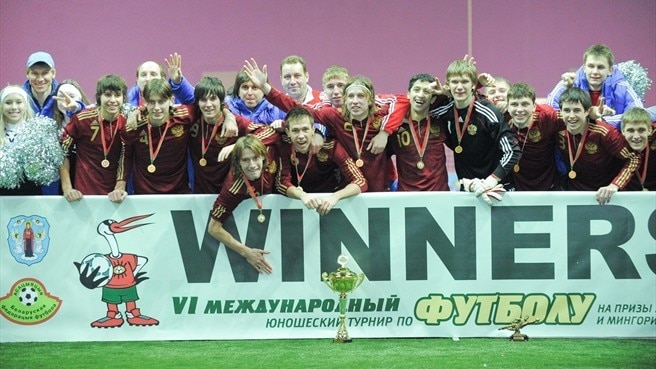 Belarus plays host to future stars