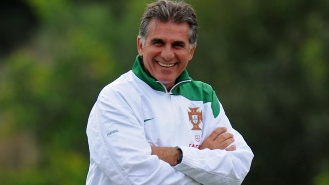 Queiroz backing Portugal to perform