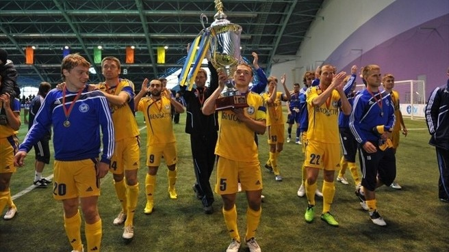 BATE kick off Belarusian season in style
