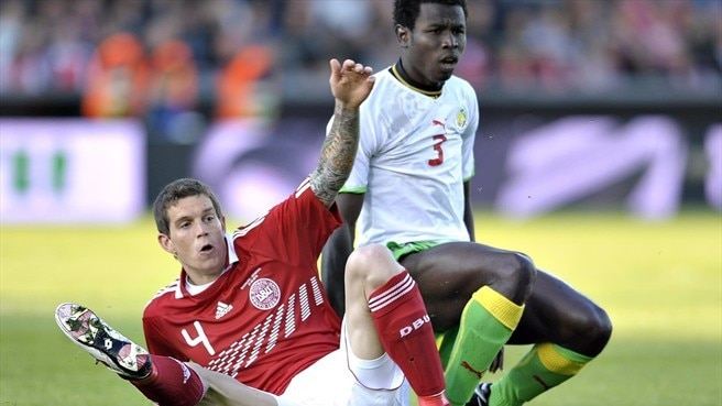 Denmark see off Senegal