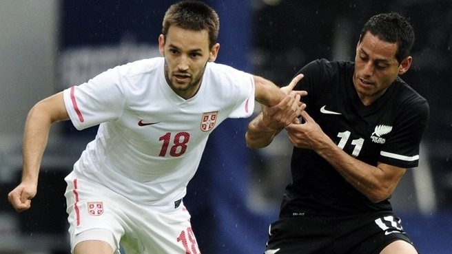 Serbia stunned by New Zealand