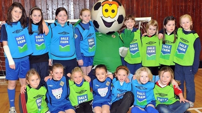 Soccer camps a big draw in Ireland