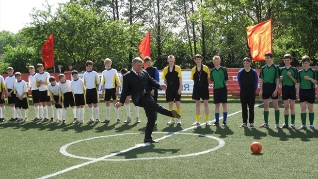 UEFA Grassroots Day a big hit in Belarus