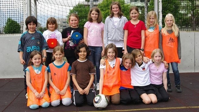 Girls take grassroots stage in Liechtenstein