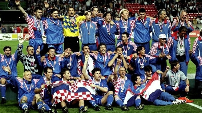 Croatia keeping up appearances