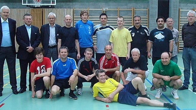 Referees given helping hand in Liechtenstein