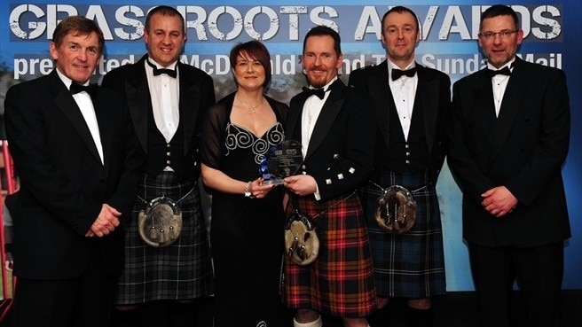 Scottish grassroots heroes honoured again