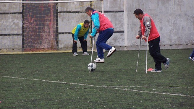Turkish disability coaching drive gathers pace