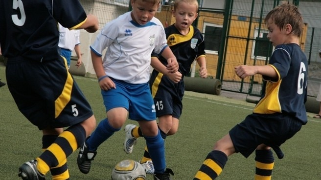 How Latvia's FA is making school sports fun