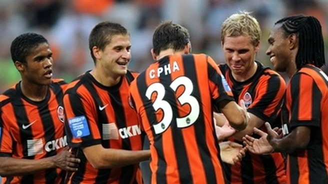 Derby success confirms sixth title for Shakhtar