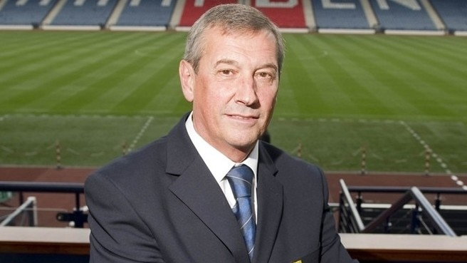 Scottish FA has new president in Campbell Ogilvie