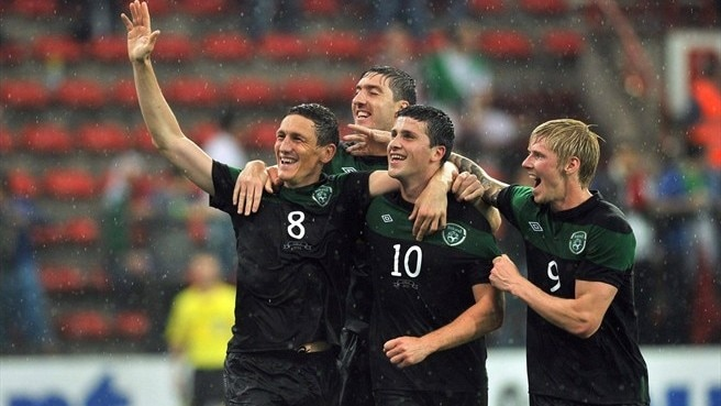Ireland secure triumph against Italy