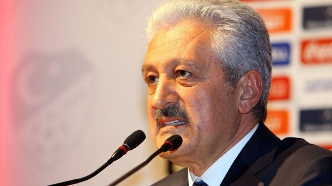 Aydınlar elected president of the Turkish FA