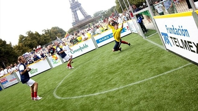 Homeless World Cup expands to record numbers