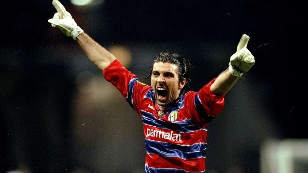 b57aba749 Gianluigi Buffon   Destiny made me become a goalkeeper  - UEFA Champions  League - News - UEFA.com