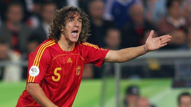 Blow for Spain as Puyol may miss EUROs