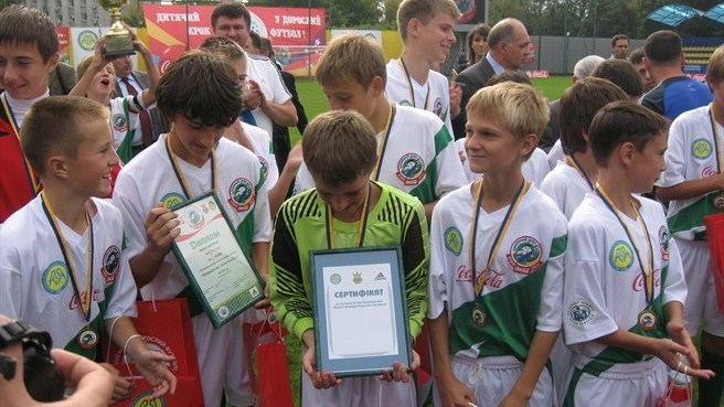 Lviv school wins prestigious Leather Ball finals