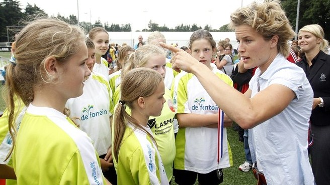 Koster fuels women's drive in the Netherlands