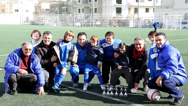 Joy at end of the rainbow for Maltese youngsters