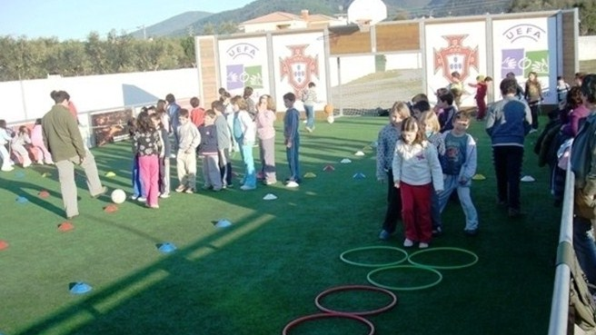 Portugal posts mini-pitch project success