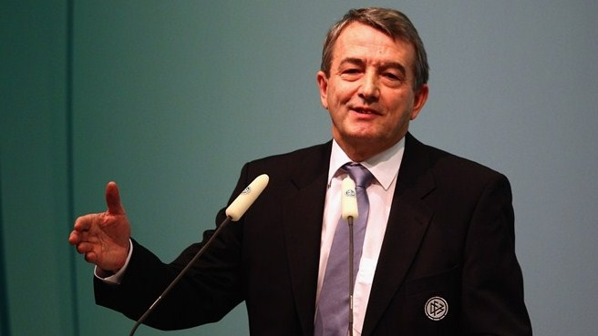 Wolfgang Niersbach elected as DFB president