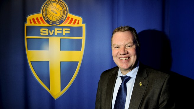 Nilsson takes Swedish Football Association helm