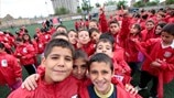 UEFA Grassroots Day around Europe