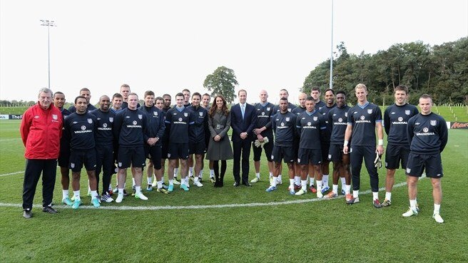 FA's new training centre gets royal approval