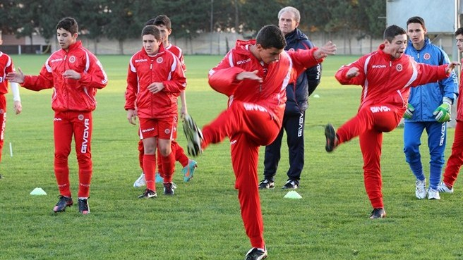 Malta already relishing U17 chance in 2014