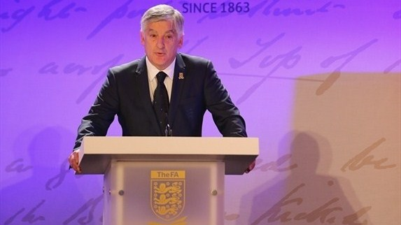 English FA kicks off 150-year celebrations