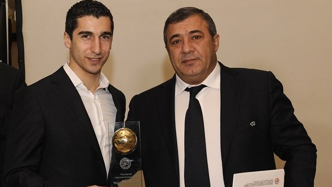Mkhitaryan is Armenia's finest again