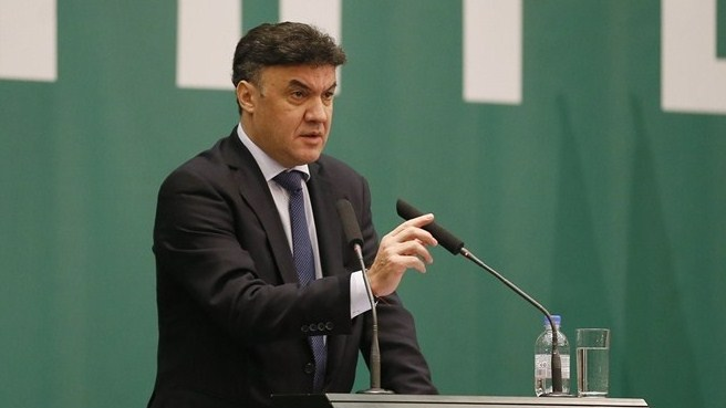 Mihaylov re-elected in Bulgaria