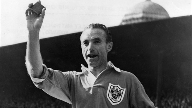 The Wizard of Dribble, Sir Stanley Matthews