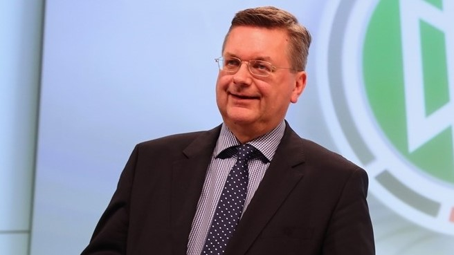 Four-year term for Grindel