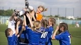 Girls' Under-13 league starts up in Belarus