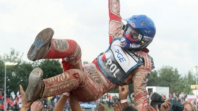 Speedway hero Gollob revved up for EURO 2012